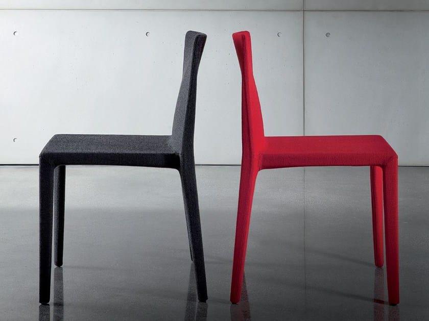 Sedia in tessuto PURA | Sedia in tessuto by Sovet italia