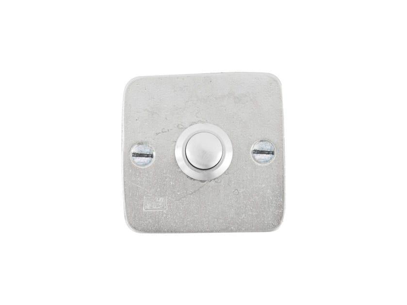 Bronze doorbell button PURE 15217 by Dauby