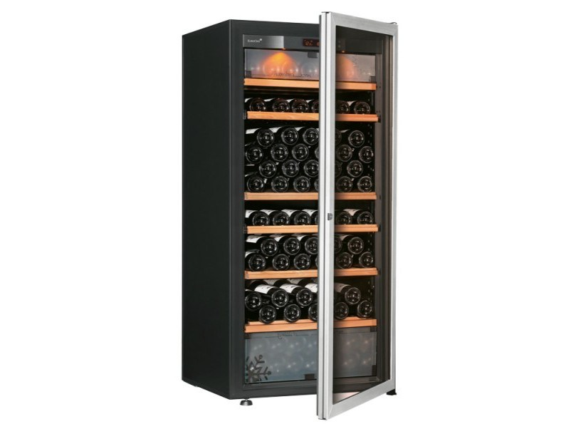Pure Medium Wine Cooler With Glass Door By Eurocave