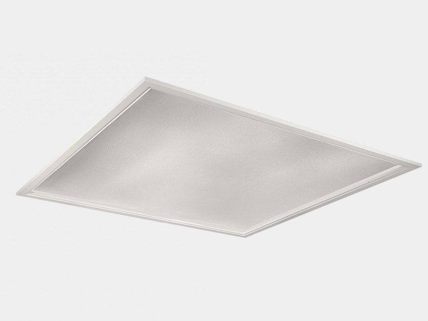 Recessed PMMA ceiling lamp PURE | PMMA ceiling lamp by ES-SYSTEM