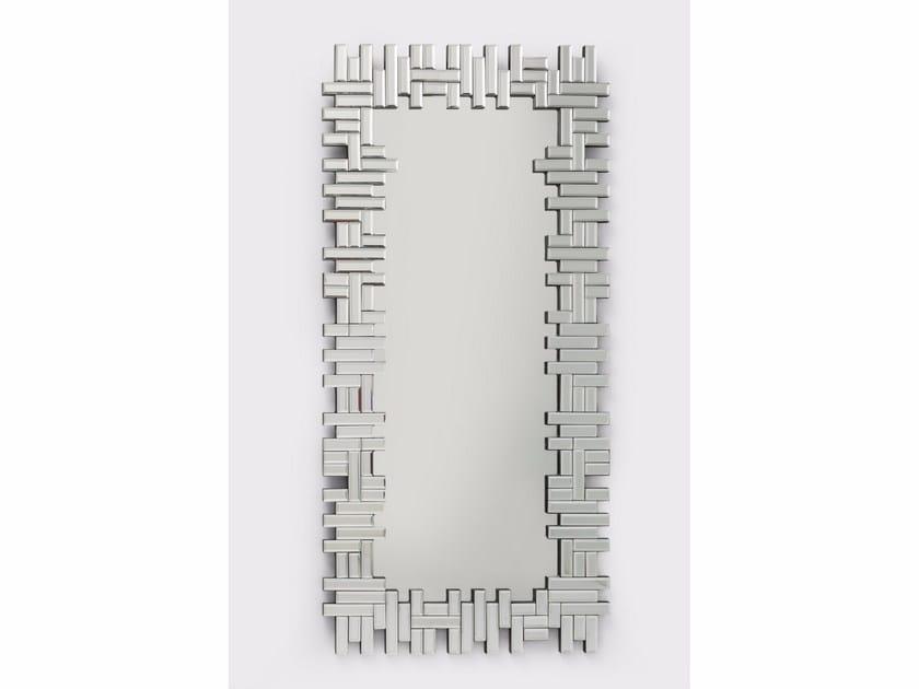Espejo rectangular con marco PUZZLE Colección Heaven By KARE-DESIGN