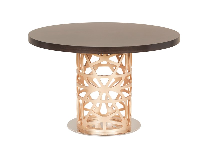 Round dining table PYRITE | Dining table by Green Apple
