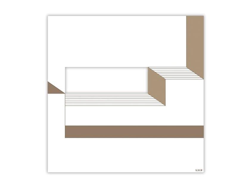 MDF Decorative panel Q-019 | Decorative panel by LAS