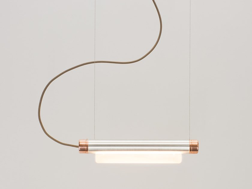 LED pendant lamp PIPELINE 40 by ANDlight