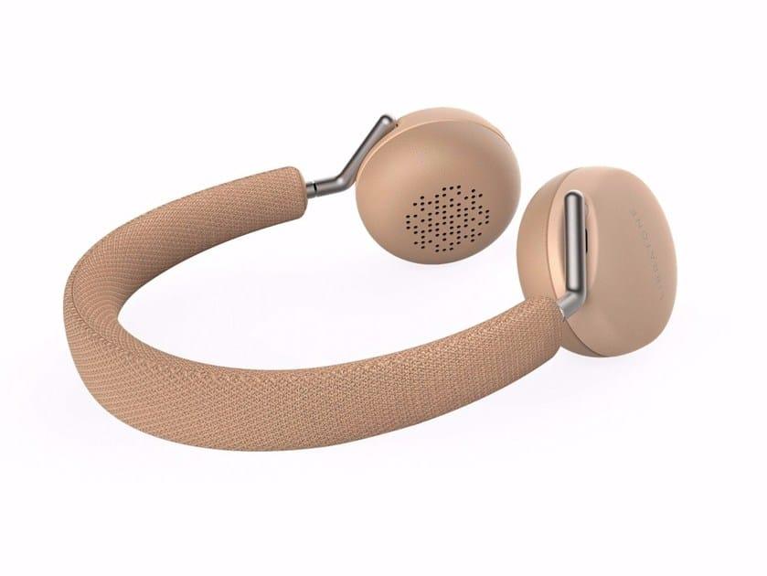 Wireless Headphones Q ADAPT ON-EAR ELEGANT NUDE by Libratone
