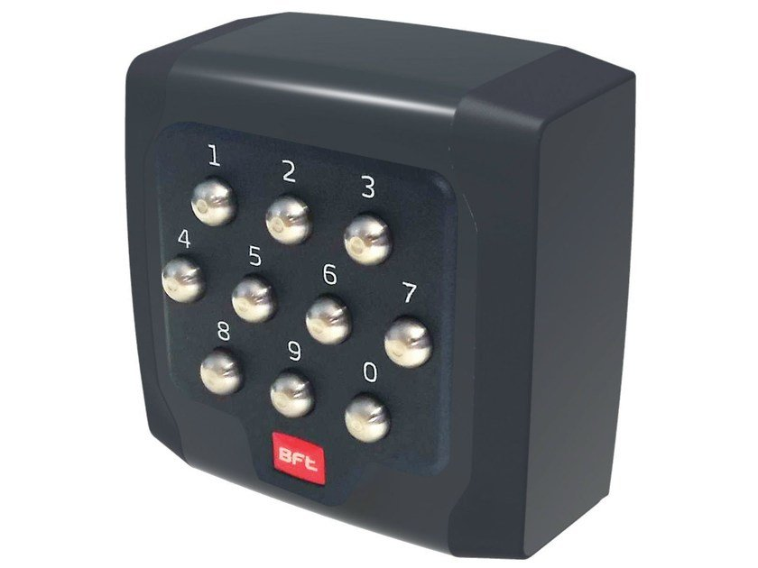 Home automation system for automations Q.BO PAD by Bft