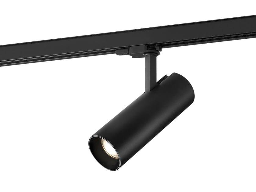 LED aluminium Track-Light Q3 by Buzzi & Buzzi