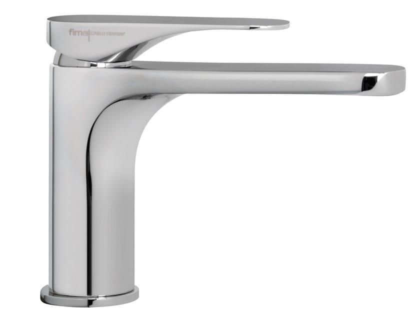 Countertop 1 hole washbasin mixer QUAD F3721M | Washbasin mixer by FIMA Carlo Frattini