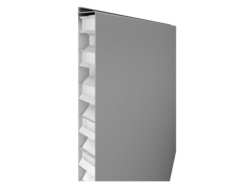 Aluminium Panel for facade QUADROCLAD® QC100 by HunterDouglas Architectural