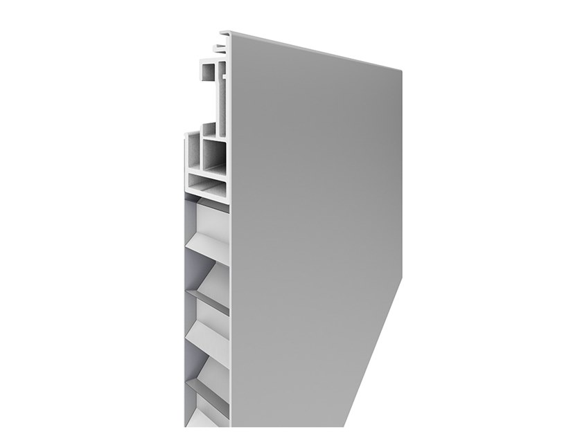Aluminium Panel for facade QUADROCLAD® QC300 by HunterDouglas Architectural