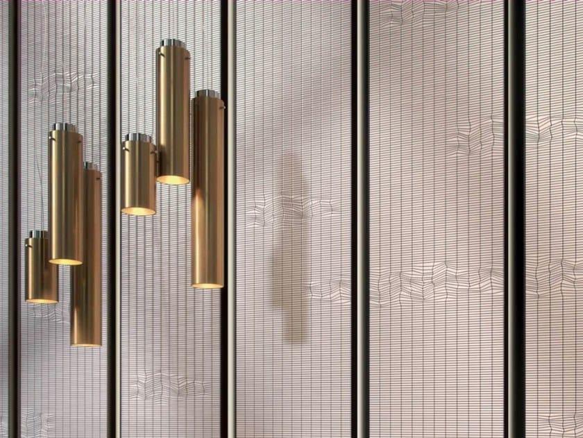 Mosaico in poliuretano per interni ed esterni COLLAPSED QUAKE by MyMosaic