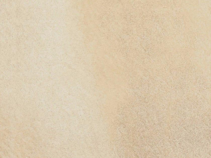 Pavimento per esterni in gres porcellanato effetto pietra QUARZITE BRASIL by GranitiFiandre