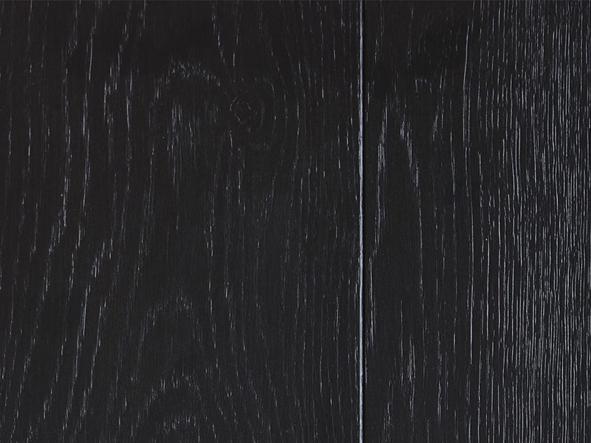 3 layers prefinished parquet FRENCH OAK | PAINTED COAL by DELBASSO Parquet