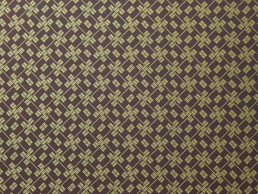 Fire retardant Trevira® CS upholstery fabric QUINTESSENCE by Dedar