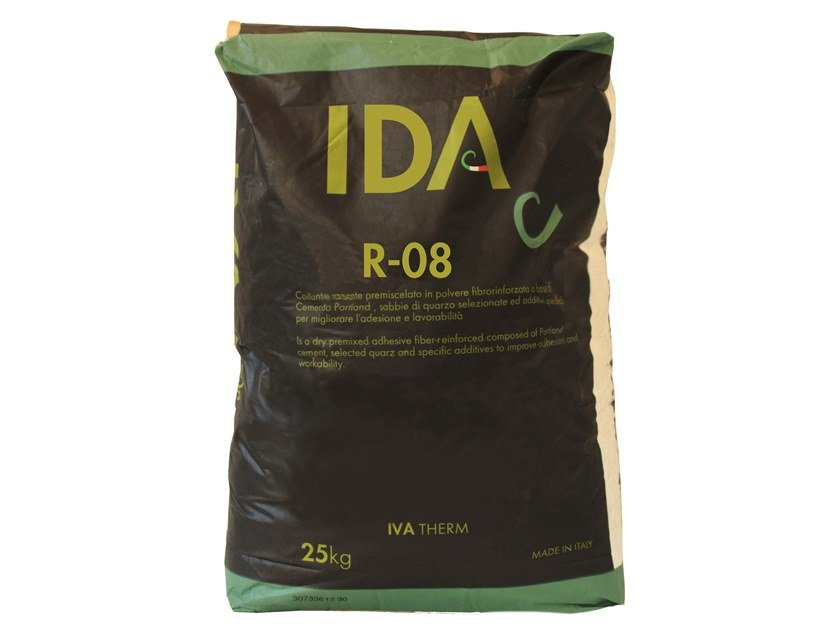 Smoothing compound R-08 by IDA