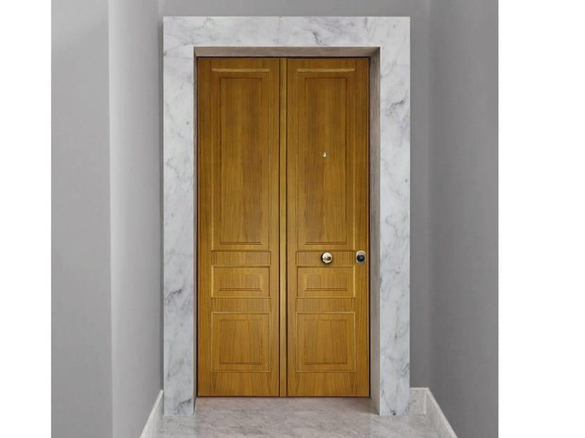 Oak safety door ELITE - 16.5018 M60Vip by Bauxt