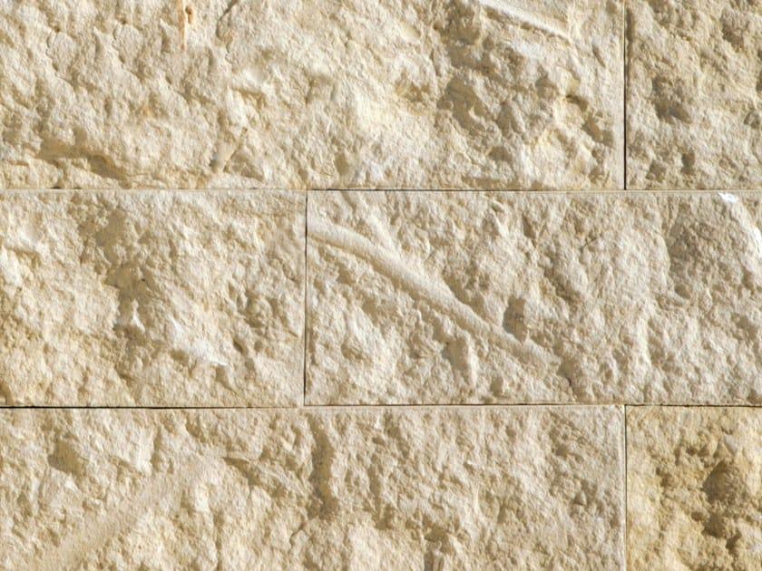 Rivestimento in pietra leccese per esterni R_L.S. | Rivestimento in pietra by PIMAR