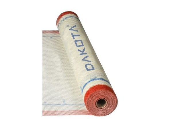 Glass-fibre Mesh and reinforcement for insulation R117 MEGA by Dakota