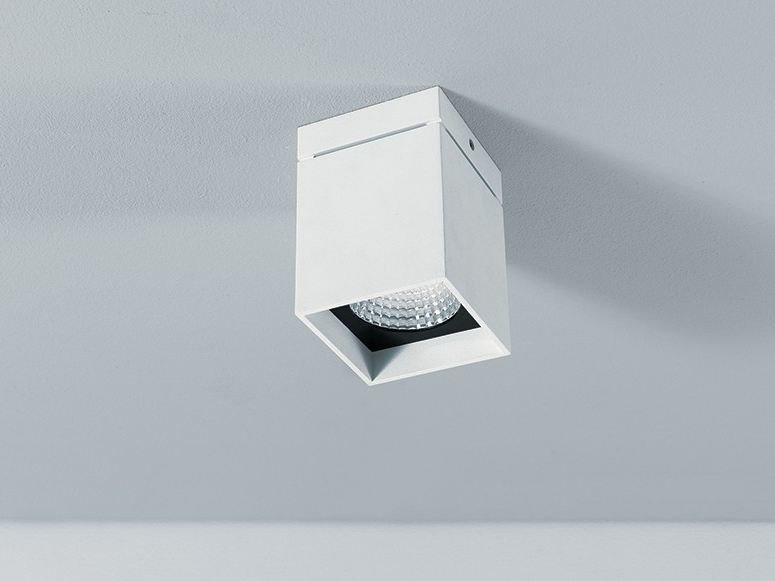 LED aluminium spotlight R25 by NOBILE ITALIA