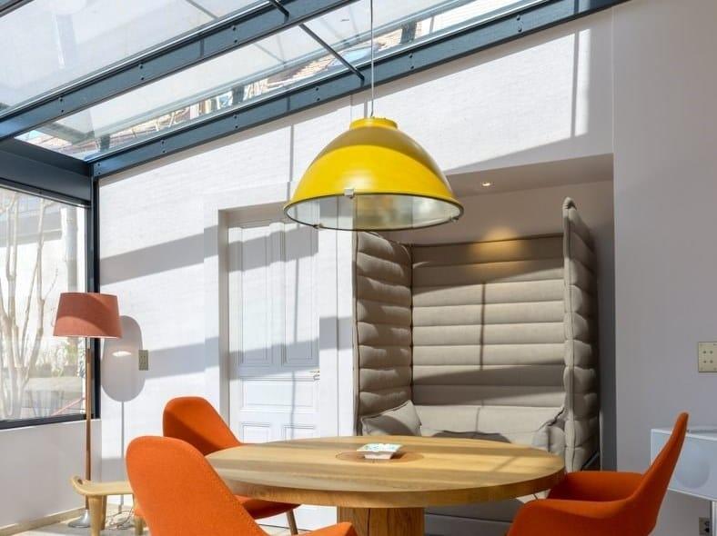 LED pendant lamp R2D2 XL by Atelier R2D2