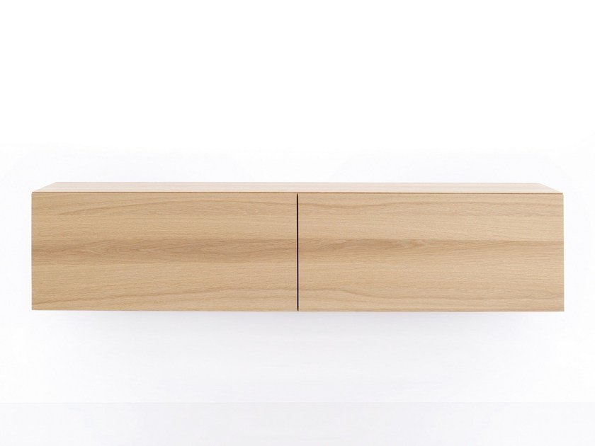 MDF sideboard with drawers R5 | Suspended sideboard by more