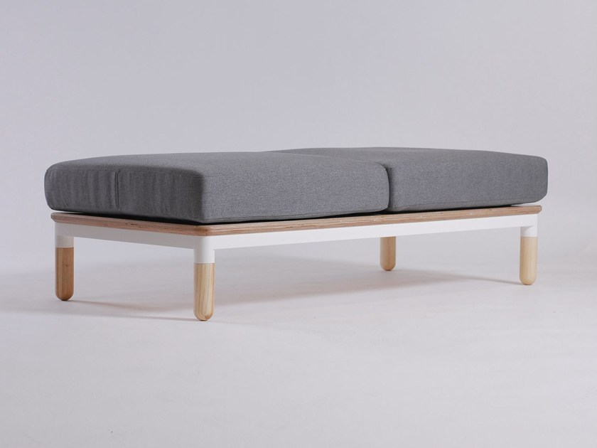 Modular fabric bench R6 by ODESD2