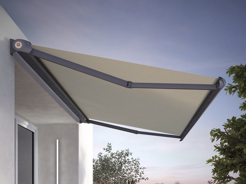 Box Folding arm awning R93 ELEGANCE by BT Group