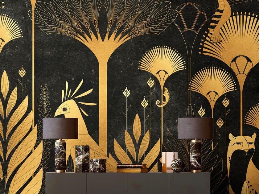 Panoramic nonwoven wallpaper RA by Tecnografica