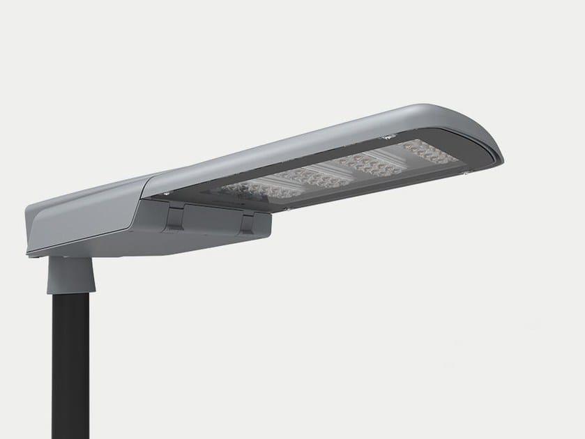LED die cast aluminium street lamp RACER MINI by ES-SYSTEM