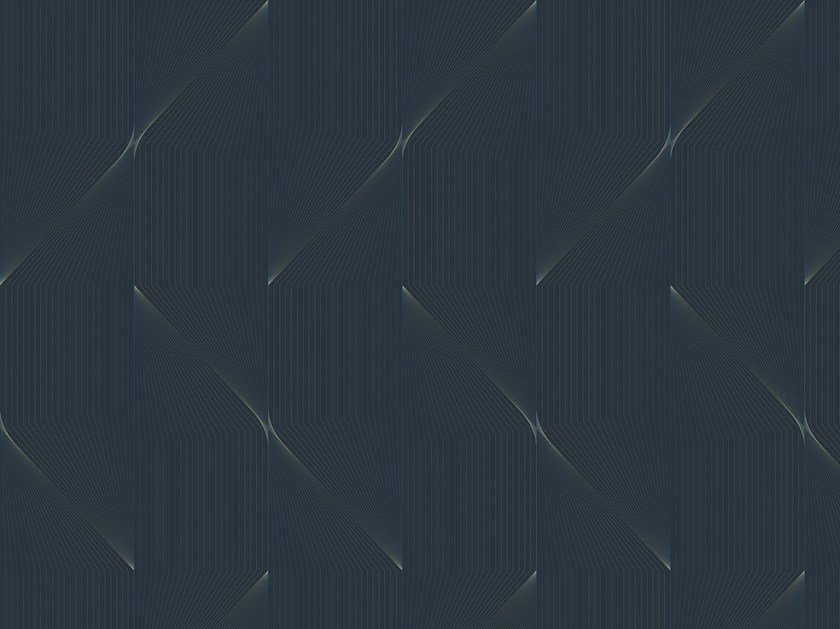 Wallpaper / floor wallpaper RADIANT by Texturae