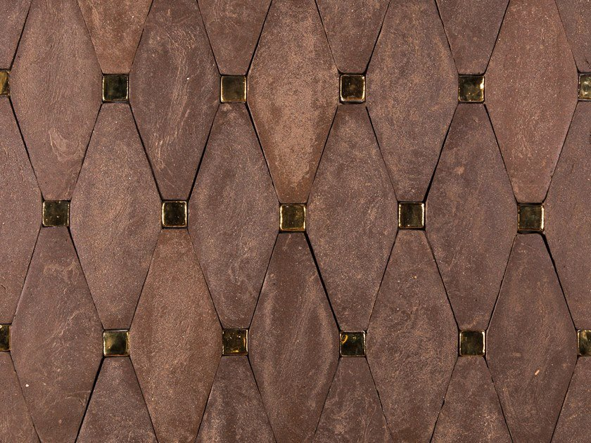 Terracotta wall/floor tiles RADICAL CHIC by Palazzo Morelli