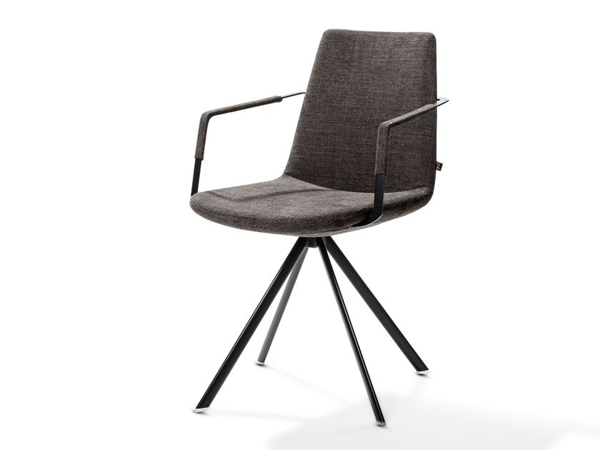 RAFAEL | Sedia in tessuto