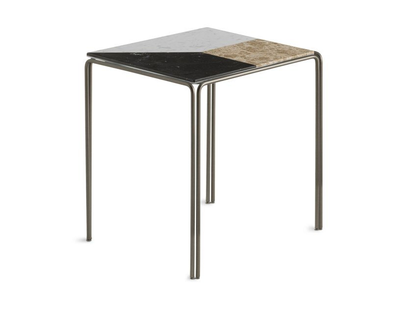 RAGTIME | High square coffee table