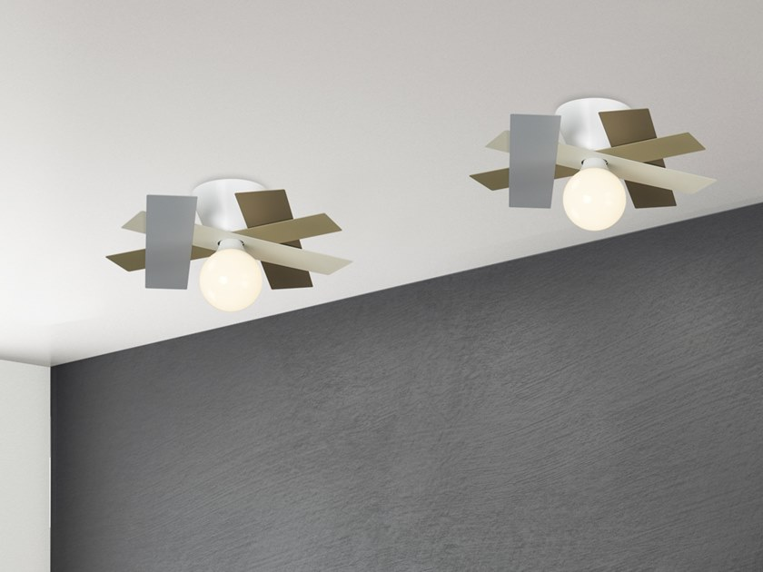 Ceiling lamp RAIL 171/74 by Gibas