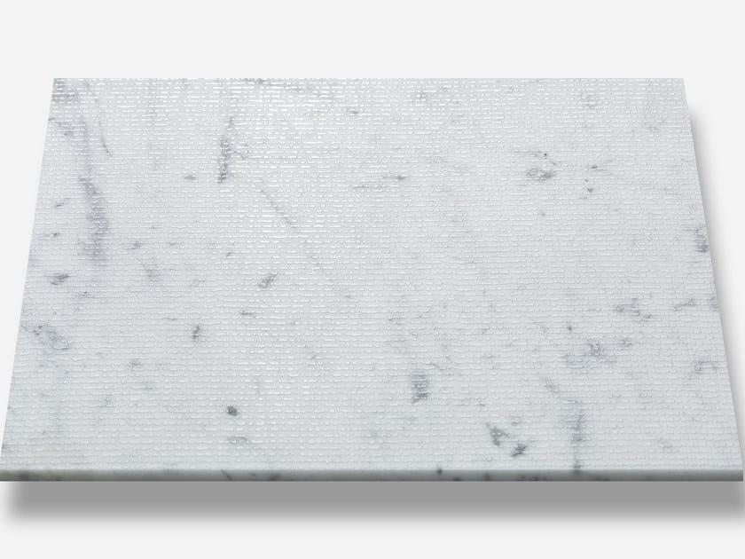Indoor marble wall tiles RAIN by AKDO