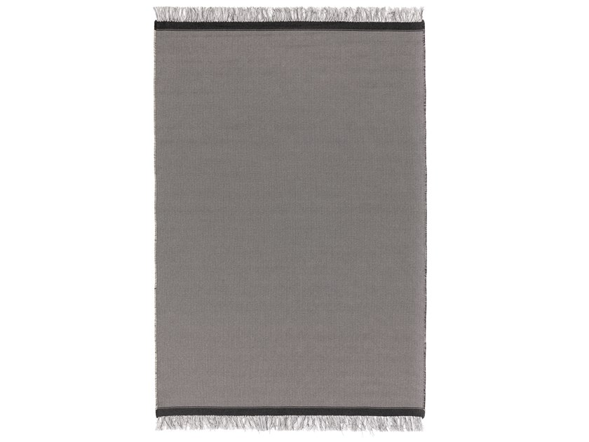 Rectangular polypropylene outdoor rugs RAIN by Woodnotes