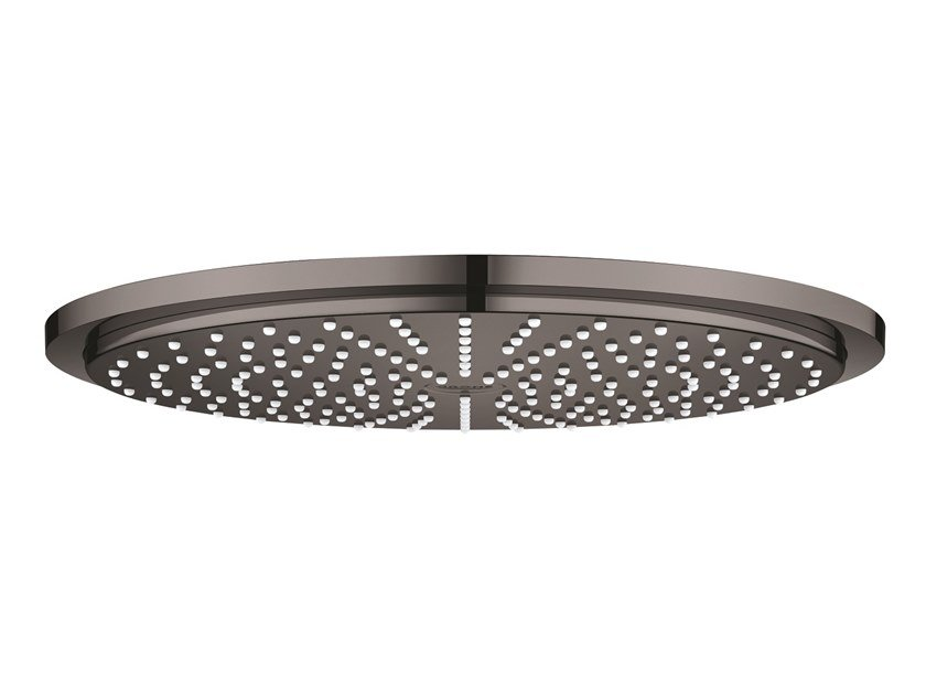 Ceiling mounted adjustable rain shower RAINSHOWER® COSMOPOLITAN 27477_ | Overhead shower by Grohe
