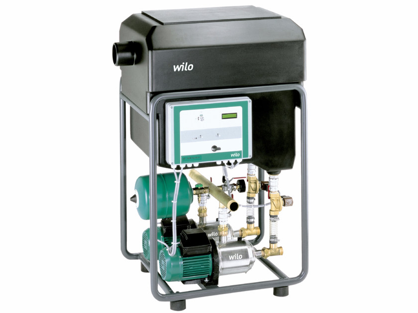 Rainwater recovery system RAINSYSTEM AF 150 by WILO Italia