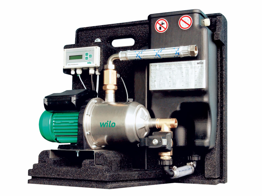 Rainwater recovery system RAINSYSTEM AF COMFORT by WILO Italia