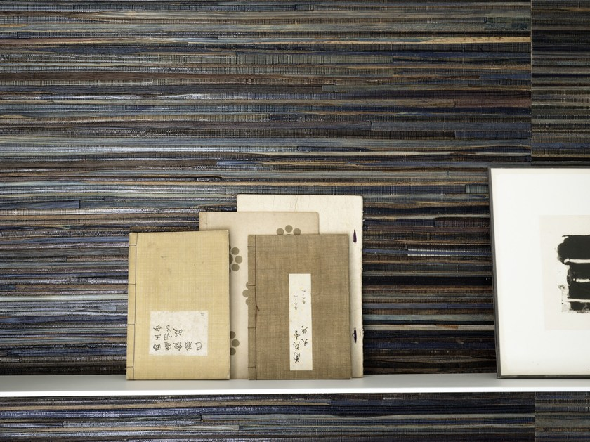 Indoor nonwoven wall tiles RAJA by Élitis
