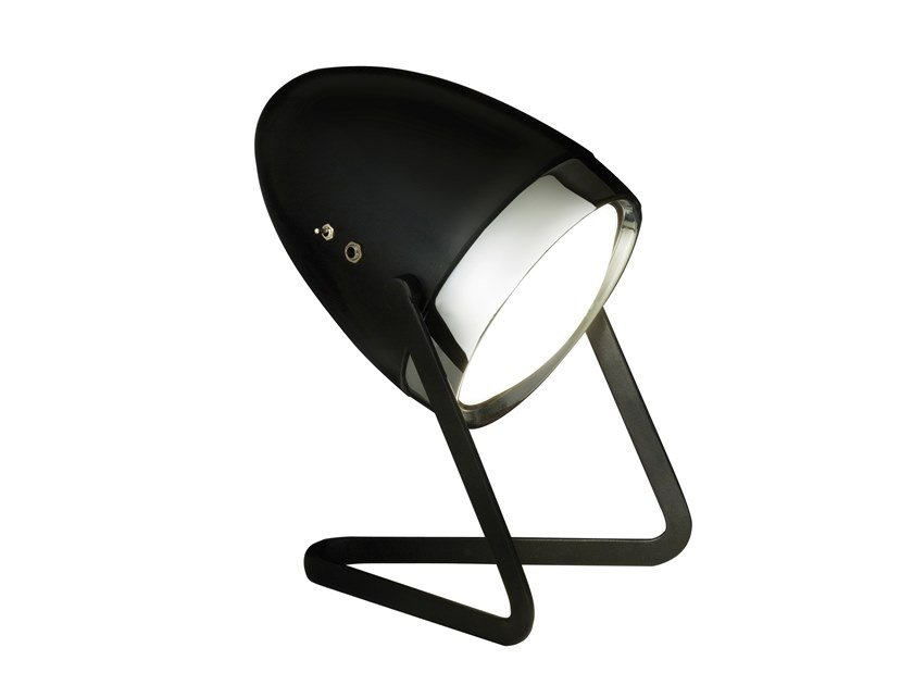 Table lamp with rechargeable battery BIG RALLY | Table lamp with rechargeable battery by ANNA LARI