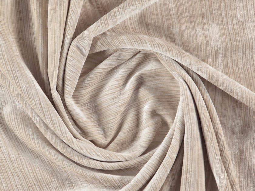 Matt velvet fabric RAMA by More Fabrics