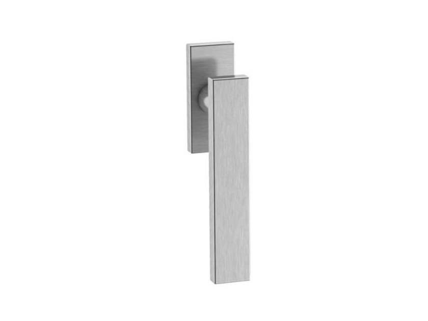 Stainless steel window handle RANGE 180 | Stainless steel window handle by HEWI