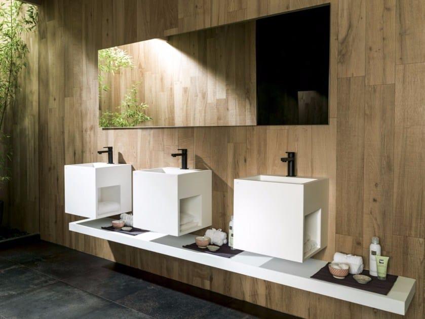 Wall-mounted washbasin RAS | Wall-mounted washbasin by Systempool