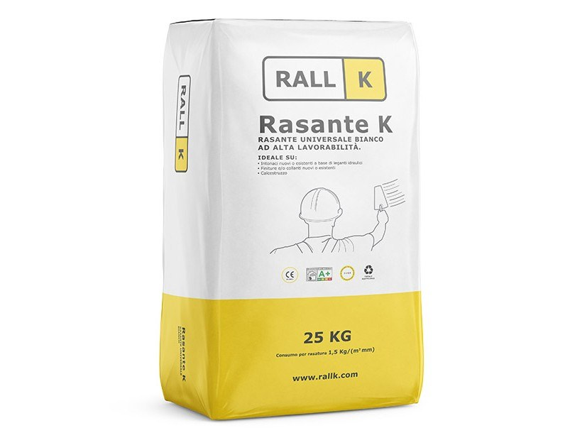 Smoothing compound RASANTE K PLUS by RALLK