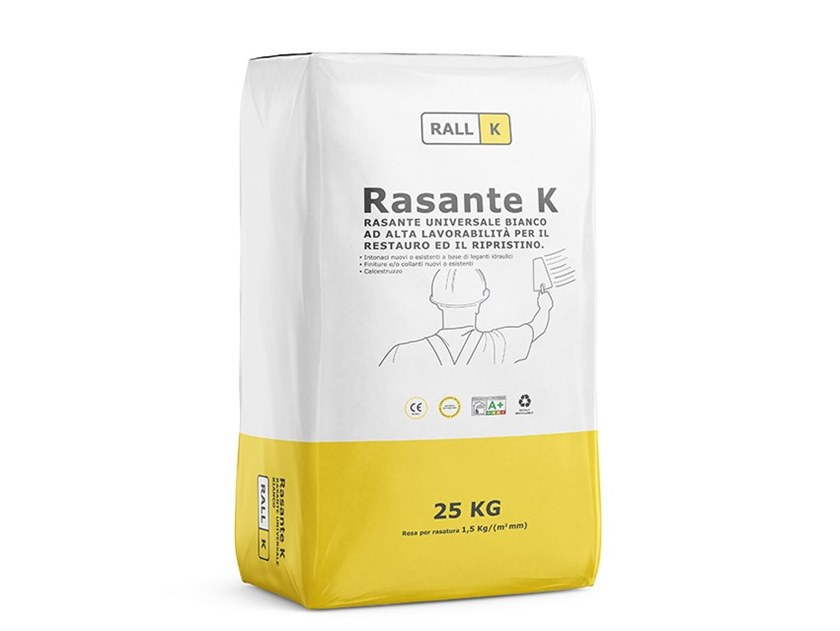 Smoothing compound RASANTE K by RALLK