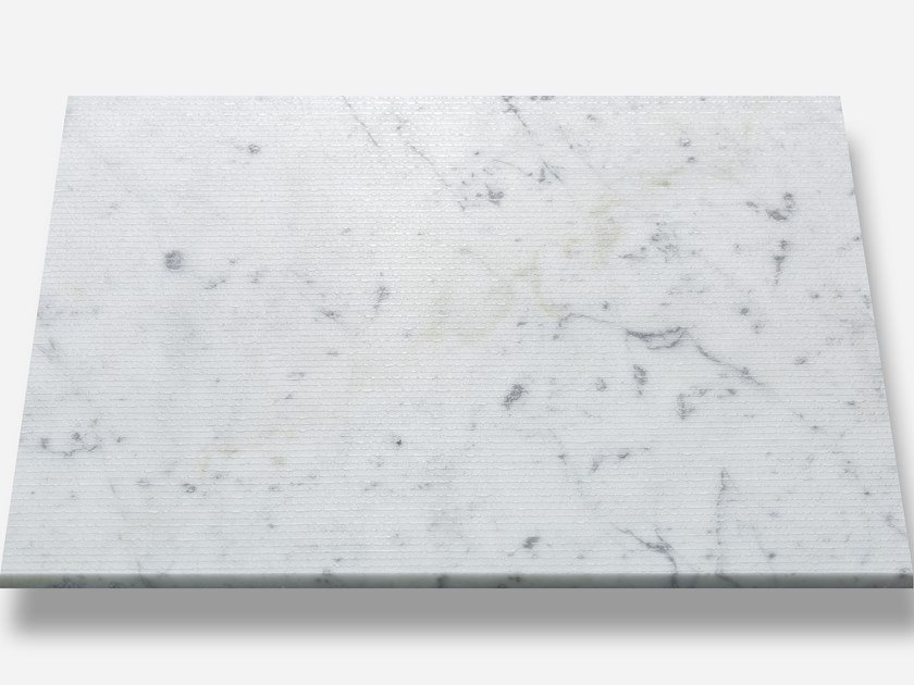 Indoor marble wall tiles RAW by AKDO