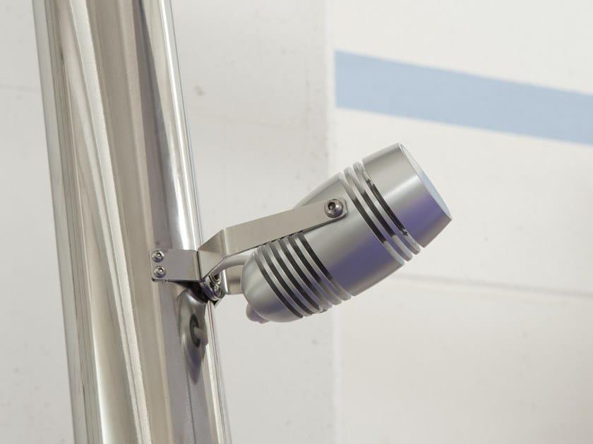 Adjustable Outdoor spotlight RAY   Outdoor spotlight by Corradi