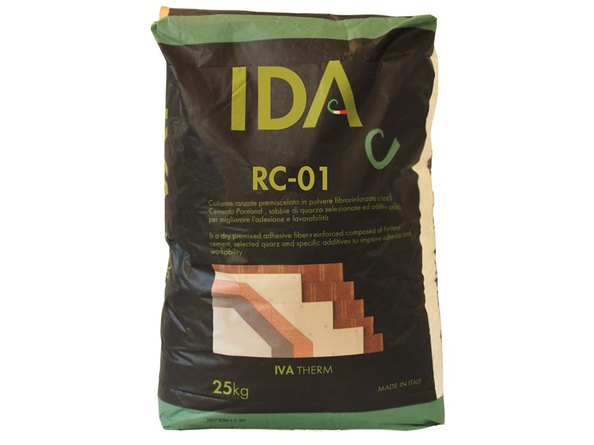 Smoothing compound RC-01 by IDA
