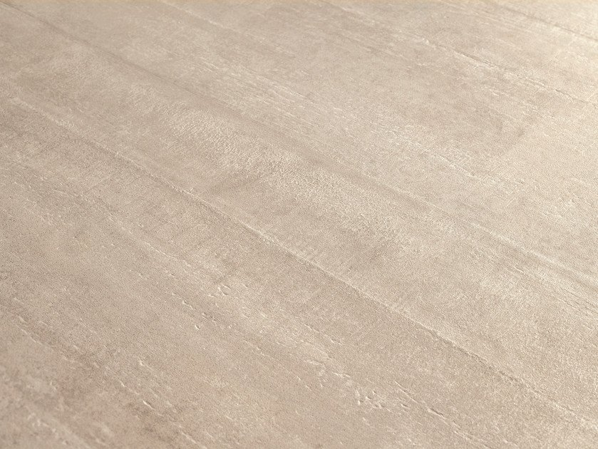Indoor/outdoor porcelain stoneware wall/floor tiles RE-USE CALCE WHITE by Provenza by Emilgroup